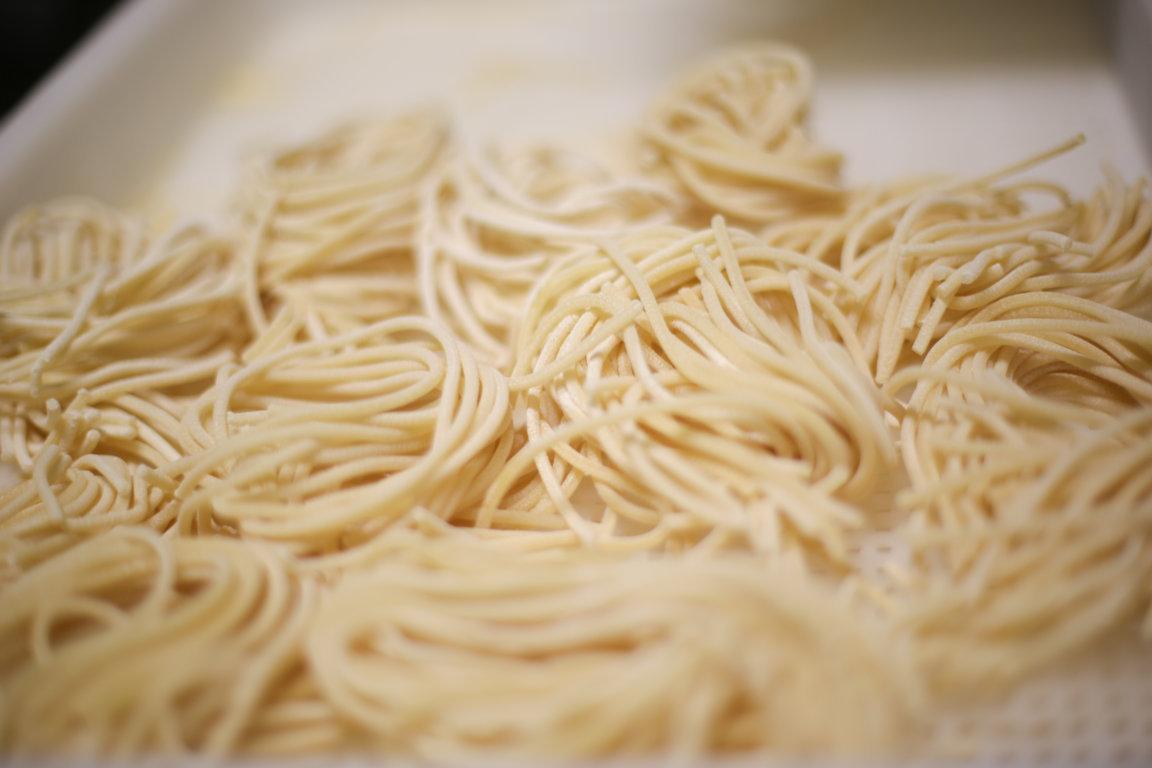 Spaghetti alla chitarra - I Piaceri della Maremma